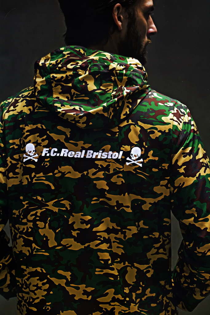 mastermind JAPAN x F.C.R.B 2012 Fall/Winter Capsule Lookbook