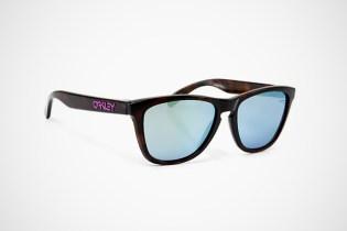 fragment design x Oakley Frogskins Sunglasses