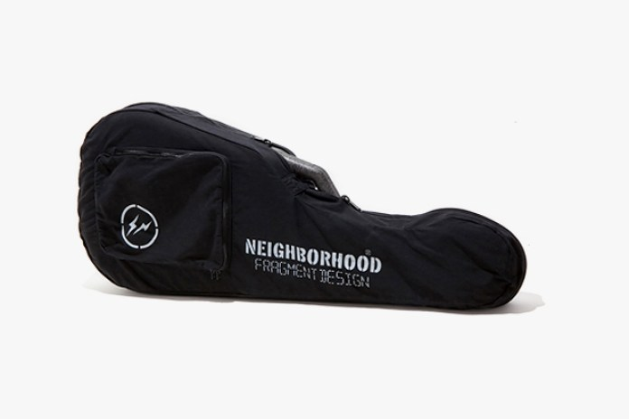 fragment design x NEIGHBORHOOD 2012 Acoustic Guitar Case