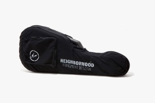 fragment design x NEIGHBORHOOD 2012 Acoustic Guitar Case