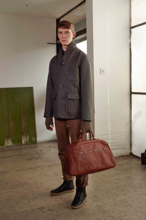 Fred Perry 2012 Fall/Winter British Workwear Capsule Collection