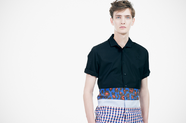 Raf Simons x Fred Perry 2013 Spring/Summer Preview