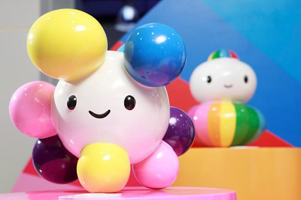 """FriendsWithYou """"Happy Rainbow"""" Exhibition @ Tuen Mun Town Plaza"""