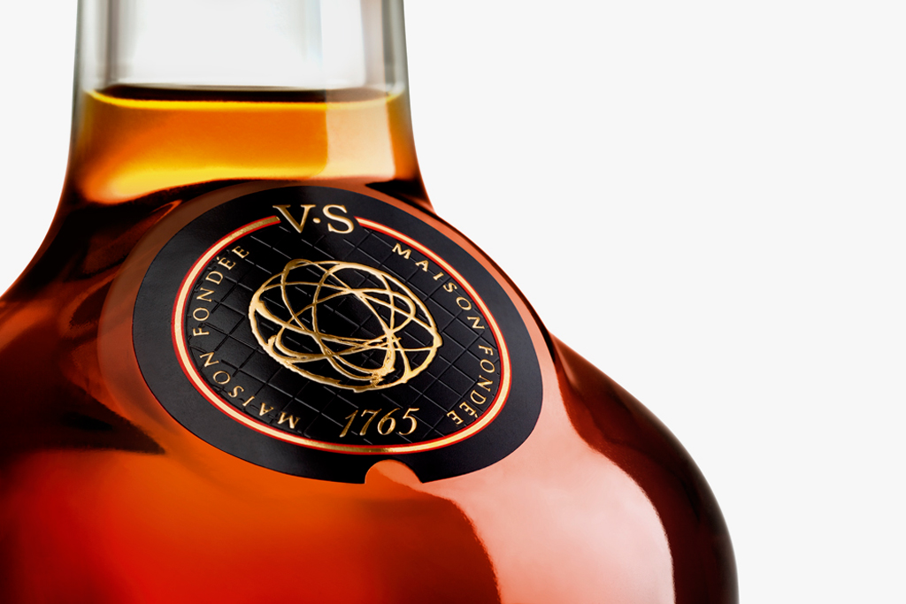 Futura x Hennessy Very Special Cognac Limited Edition Bottle