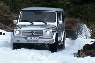 G-Class History Video