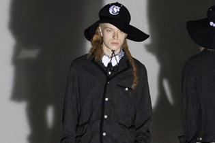 GANRYU COMME des GARCONS 2013 Spring/Summer Collection
