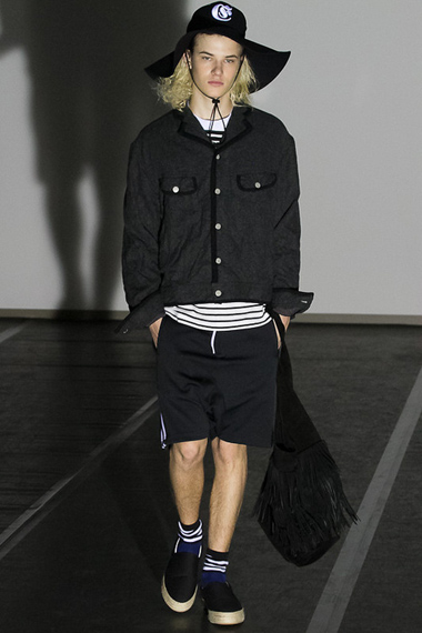 ganryu comme des garcons 2013 spring summer collection