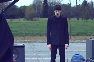 Givenchy 2012 Fall/Winter Behind-the-Scenes Campaign Video
