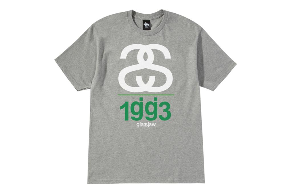 Glassjaw x Stussy New York Tour T-Shirt