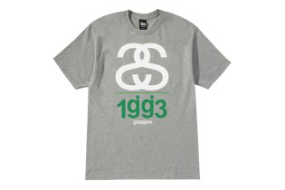 Glassjaw x Stussy New York Tour T-Shirt