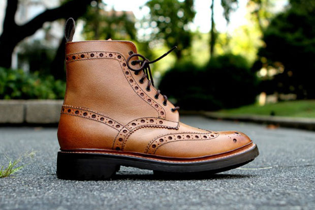 Grenson 2012 Summer Fred Boot