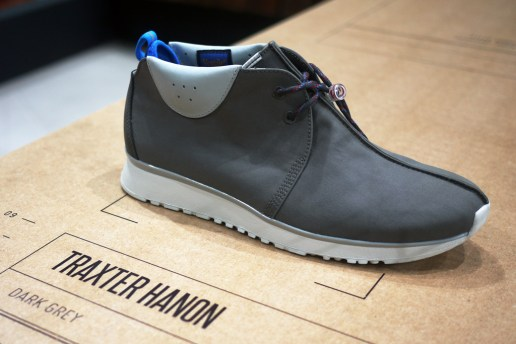 Bread & Butter: Hanon x Clarks Sportswear 2013 Spring/Summer Traxter Preview