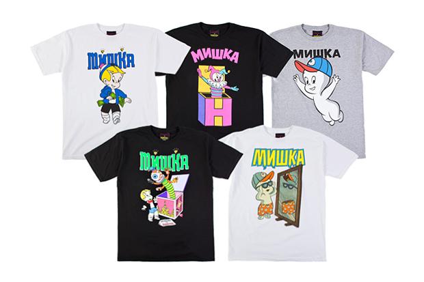 Harvey Comics x Mishka 2012 Capsule Collection