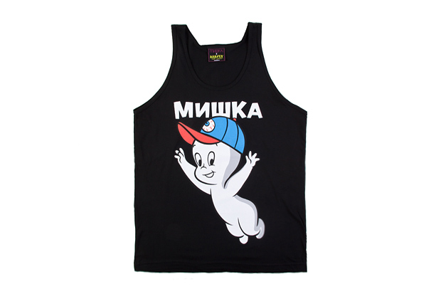 Harvey Comics x Mishka 2012 Capsule Collection
