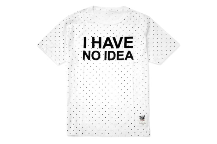 Heather Grey Wall x Mark McNairy 2012 T-Shirt Collection