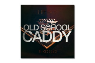 Hit-Boy featuring KiD CuDi - Old School Caddy