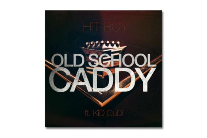 Hit-Boy featuring KiD CuDi - Old School Caddy