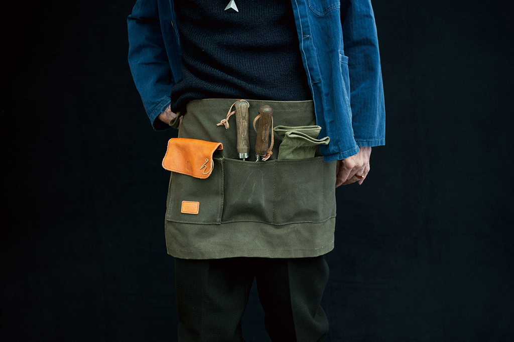 "hobo 2012 Fall/Winter ""YARDWORK"" Lookbook"
