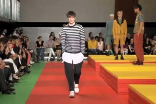 Humberto Leon Discusses Kenzo 2013 Spring/Summer Collection