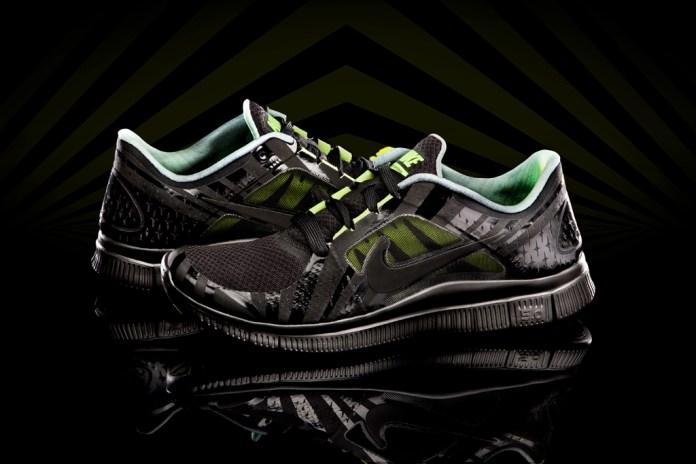 Hurley x Nike Free Run +3 NRG & Phantom Fuse Boardshort