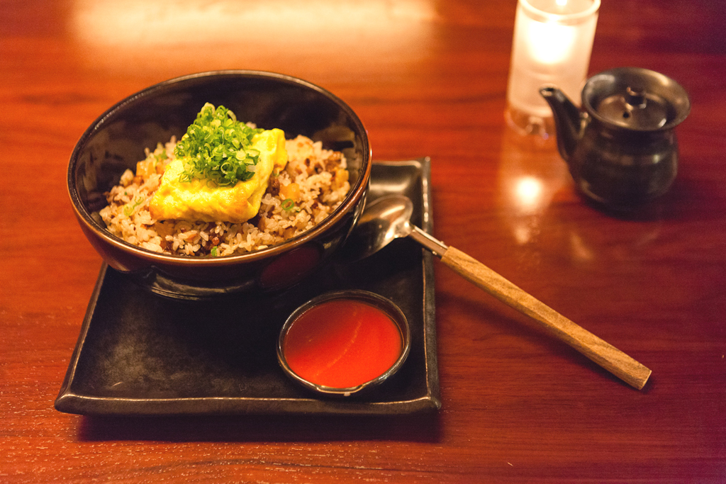 HYPEBEAST Eats... Oxtail Fried Rice by Blue Ribbon Sushi Bar and Grill Las Vegas