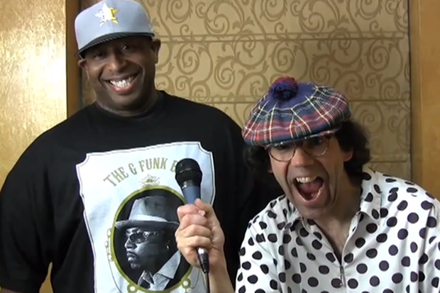 i am OTHER: Nardwuar vs. DJ Premier
