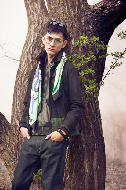 IMIND 2012 Fall/Winter Lookbook
