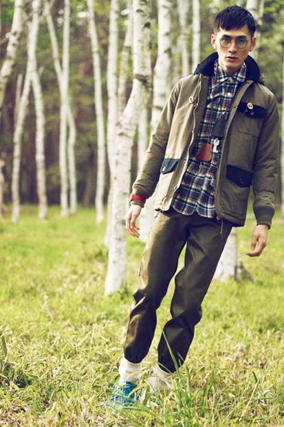 IMIND 2012 Fall/Winter Lookbook