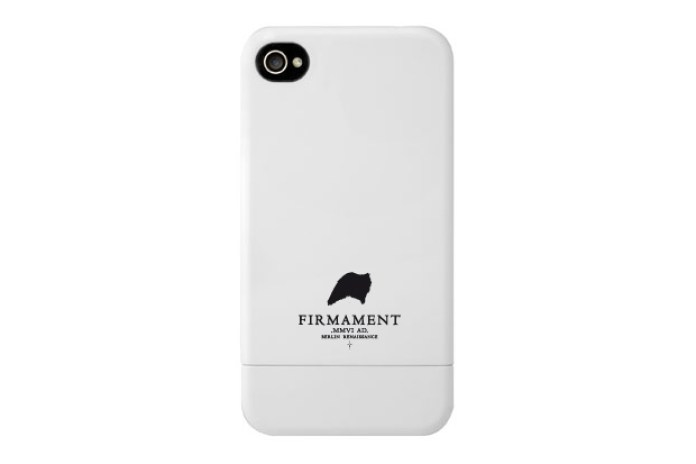 Firmament x Incase iPhone 4S Slider Case