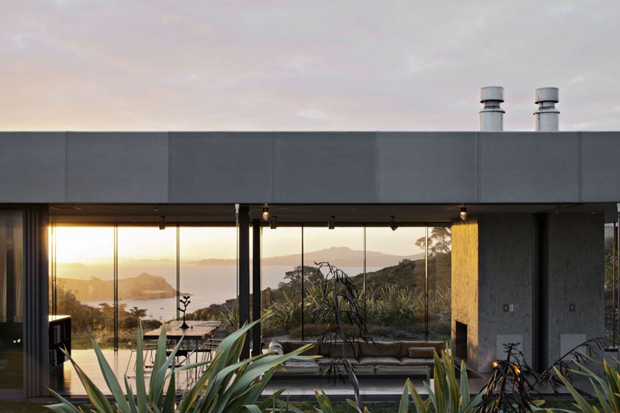 Island Retreat by Fearon Hay Architects