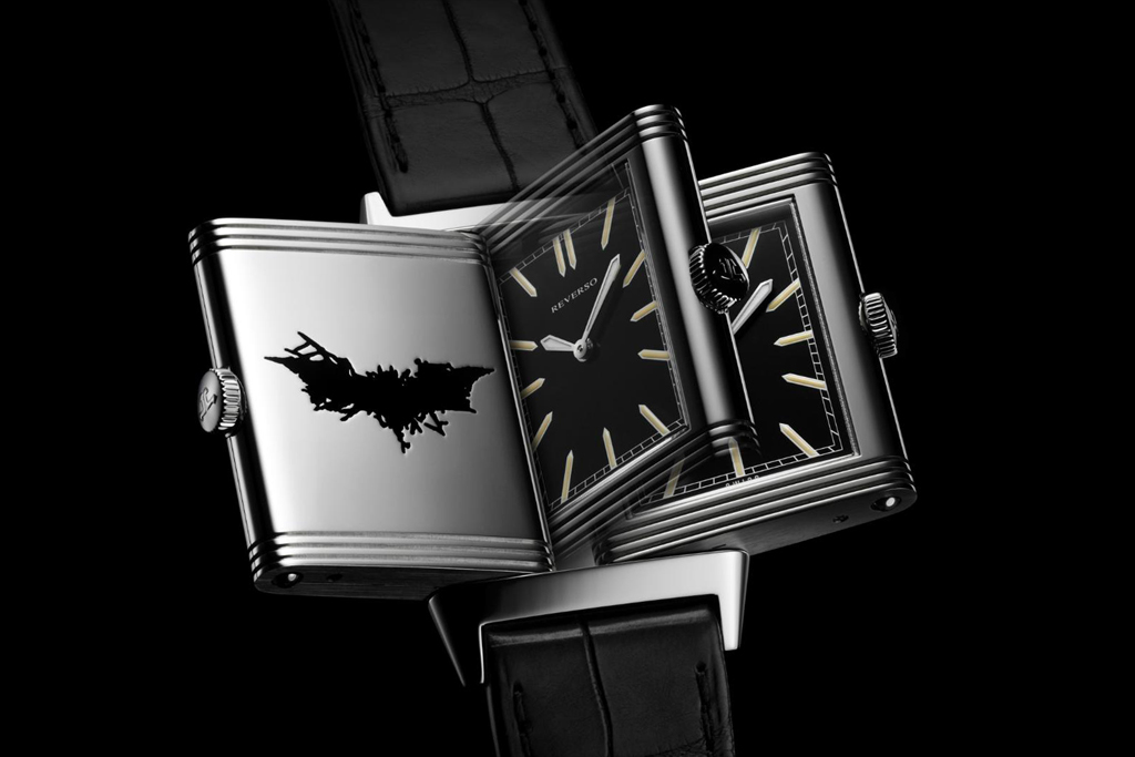 Jaeger-LeCoultre Reverso Watch for The Dark Knight Rises