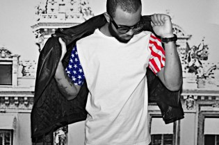 Jalil Peraza American Flag T-Shirt