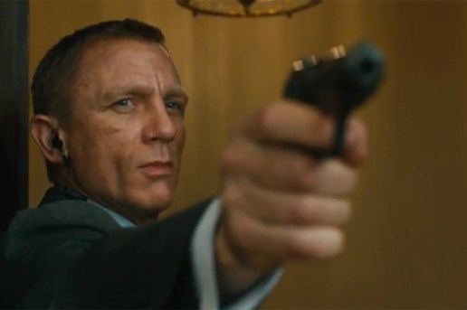 James Bond 007 Skyfall Film Trailer