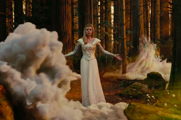 James Franco Stars in Oz: The Great and Powerful - Official Trailer