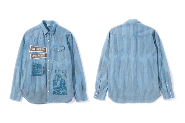 jamie reid x luker by neighborhood 2012 fall winter capsule collection