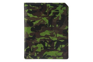 Jimmy Choo 2012 Fall/Winter Camofrage iPad Case