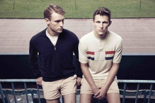 John Smedley for Umbro Tailored 1948 Team GB Olympic Knitwear