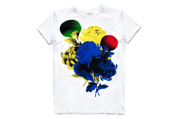 Jonathan Saunders, J.W. Anderson and Mary Katrantzou T-Shirt Collection for Matches Fashion