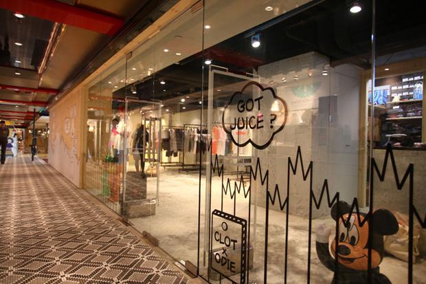 JUICE Hong Kong TST Store Opening