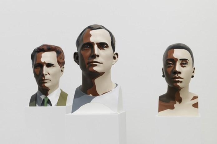 Julian Opie Exhibition @ Lisson Gallery