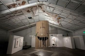 "Kamea Hadar ""White Dreams"" Exhibition @ Loft in Space"