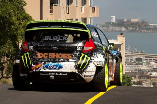 Ken Block Tears Up San Francisco for Gymkhana Five