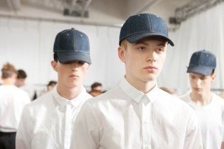KRISVANASSCHE 2013 Spring/Summer Runway Show and Backstage Visuals