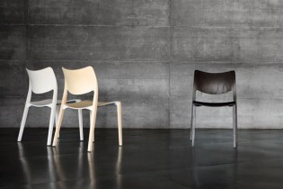 Laclasica Wooden Chair by Jesus Gasca