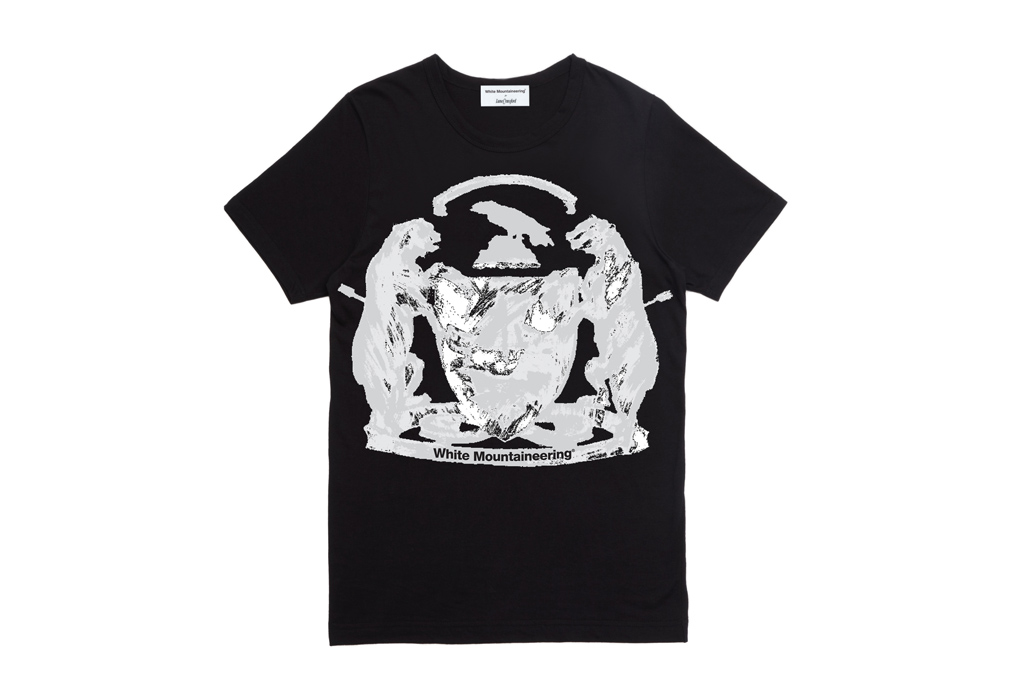 Lane Crawford 2012 Fall/Winter Charity T-shirt Collection