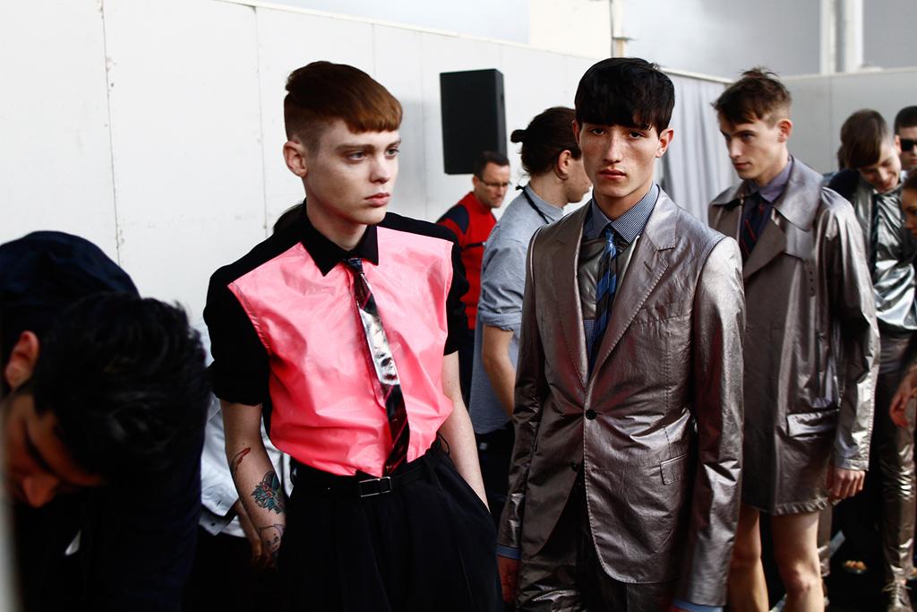 Lanvin 2013 Spring/Summer Behind-the-Scenes at Paris Fashion Week - Part 2