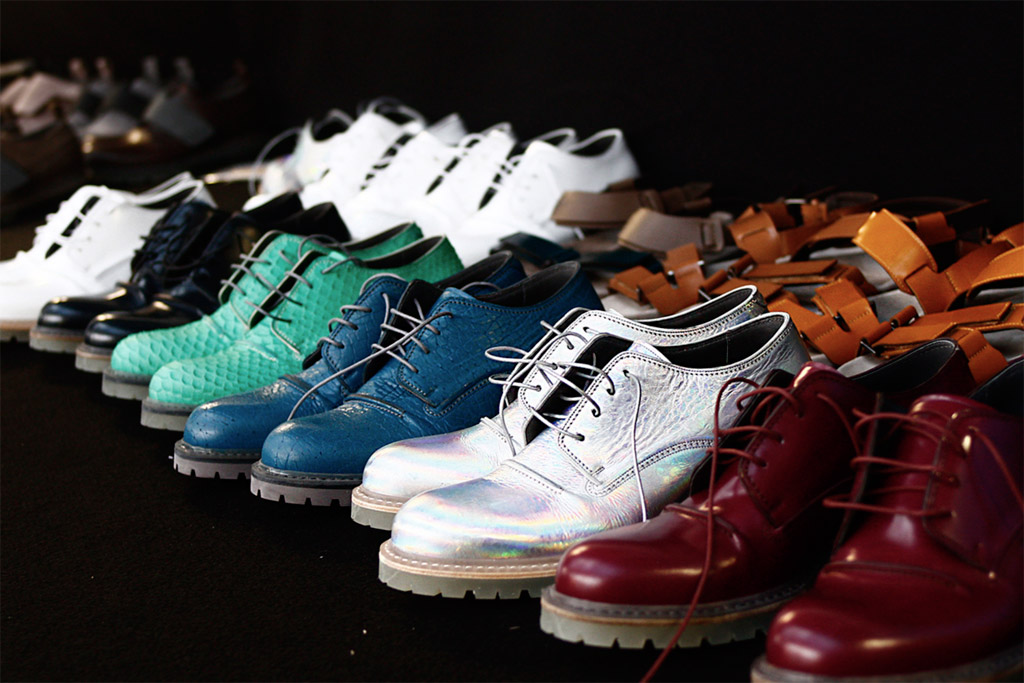 Lanvin 2013 Spring/Summer Shoes & Accessories Collection Preview