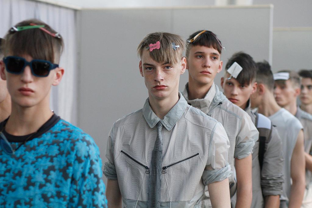 Lanvin 2013 Spring/Summer Behind-the-Scenes at Paris Fashion Week