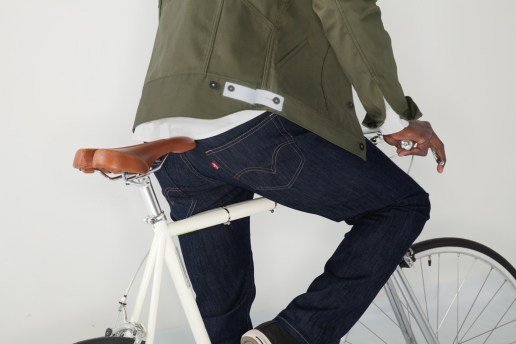 Levi's 2012 Fall/Winter Commuter Series