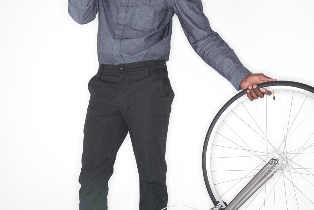Levi's 2012 Fall/Winter Commuter Series